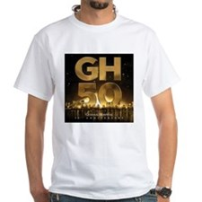 General Hospital 50th Anniversary White T-Shirt