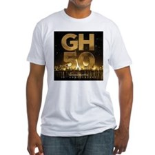 General Hospital 50th Anniversary Fitted T-Shirt
