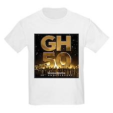 General Hospital 50th Anniversary Kids Light T-Shi