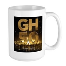 General Hospital 50th Anniversary Large Mug