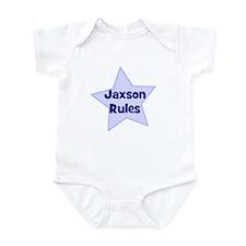 Jaxson Rules Infant Bodysuit