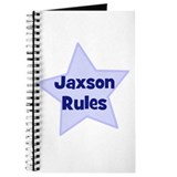 Jaxson Rules Journal