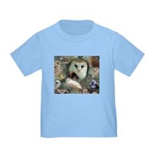 Happy Owls T-Shirt