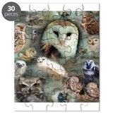 Happy Owls Puzzle