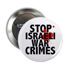 "Unique War crimes 2.25"" Button"
