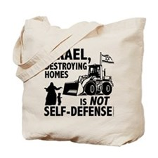 Unique Anti zionist Tote Bag