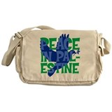 Funny Political Messenger Bag