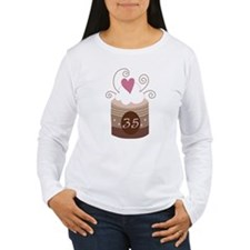 35th Birthday Cupcake T-Shirt