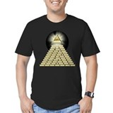 All Seeing Eye Pyramid 2 T-Shirt
