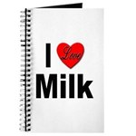 I Love Milk Journal