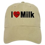 I Love Milk Cap