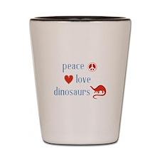 Dinosaurs Shot Glass