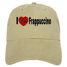 I Love Frappaccino Hat