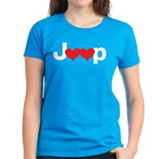 Jeep Love T-Shirt