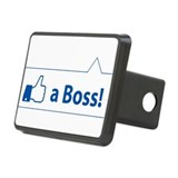 Like a Boss! Funny, Cool In-design Hitch Cover