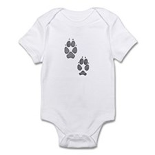 Coyote Tracks Infant Bodysuit