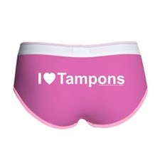 Tampons Women's Boy Brief