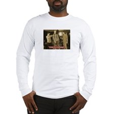 Vinyl Saints Long Sleeve T-Shirt