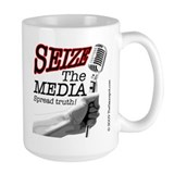 Unique Media consolidation Mug