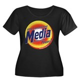 Women's Plus Size T-Shirt (dark colors)