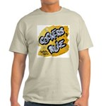 Cockers Rule Ash Grey T-Shirt
