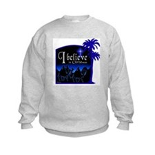 """I Believe in Christmas"" Sweatshirt"