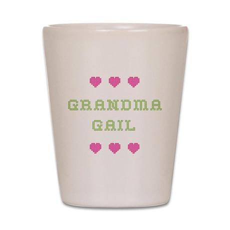 Grandma Gail Shot Glass