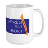 Apres Ski Bum Coffee Mug