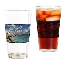 Farol - Culatra Island Drinking Glass