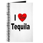 I Love Tequila Journal