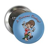 "I Pooped Today! -f 2.25"" Button (100 pack)"