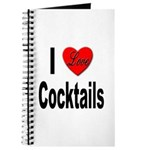 I Love Cocktails Journal