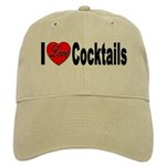 I Love Cocktails Cap
