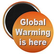 GLOBAL WARMING... Magnet