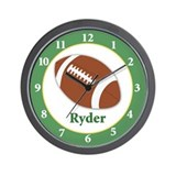 Football Clock Ryder Wall Clock