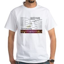 Lent Madness 2013 Bracket T-Shirt