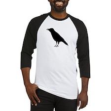 Crow Raven Baseball Jersey