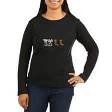 Yall Boots Long Sleeve T-Shirt