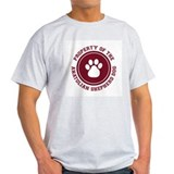Anatolian Shepherd Dog Ash Grey T-Shirt