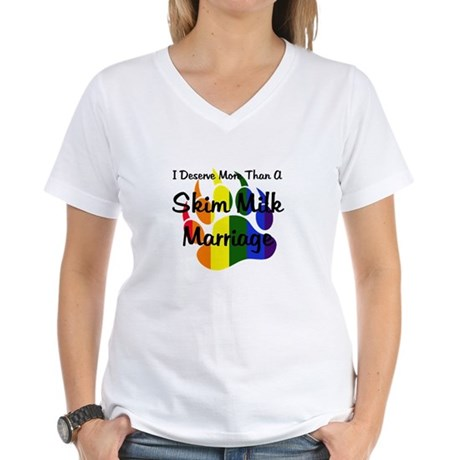 Deserve More Than Skim Milk Marriage - Rainbow Paw