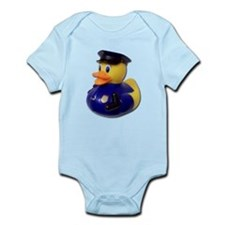 Police Ducky Body Suit