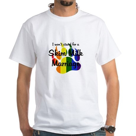 Stand - Skim Milk Marriage T-Shirt