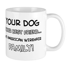 American Wirehair Cat designs Mug