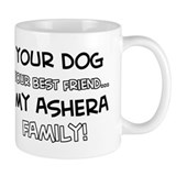 Ashera Cat designs Small Mug