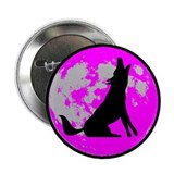 "The Coyote 2.25"" Button (100 pack)"