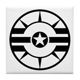 Citizen Soldier Tile Coaster