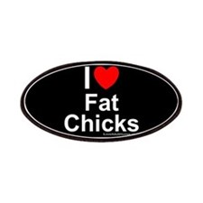 Fat Chicks Patch