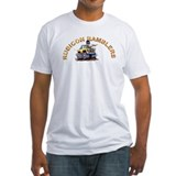 Rubicon Ramblers Fitted T-shirt