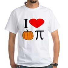 I Love Pumpkin Pie Shirt