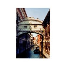 Bridge of Sighs Rectangle Magnet